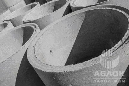 Колодезные кольца с пазом, способ состыковки колец