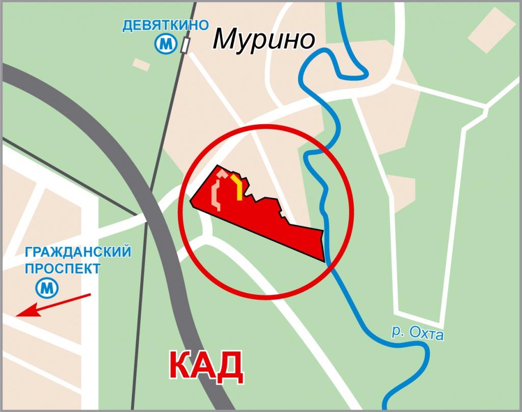 """ЖК """"Новое Мурино"""""""