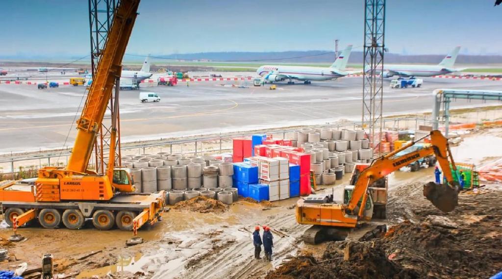 """Аэропорт """"Пулково 3"""" 2013"""